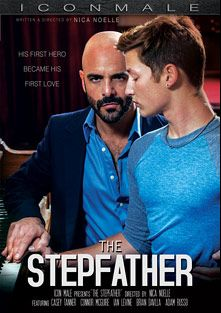 The Stepfather, starring Casey Tanner, Connor Maguire, Ian Levine, Brian Davilla and Adam Russo, produced by Iconmale and Mile High Media.