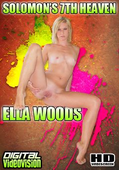 "Adult entertainment movie ""Solomon's 7th Heaven: Ella Woods"" starring Ella Woods & David Solomon. Produced by Digital Videovision."