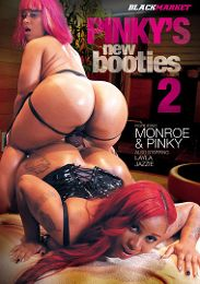 "Just Added presents the adult entertainment movie ""Pinky's New Booties 2""."