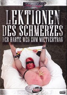 Lektionen Des Schmerzes, starring Jutta Snow and Constantine Rex, produced by Eronite.