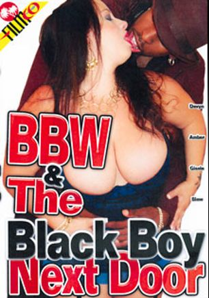 BBW And The Black Boy Next Door, starring Devyn Devine, Blew Sundae, Amber Foxxx, Jon Jon, Gisele, Dwayne Cummings and Tony Eveready, produced by Filmco.