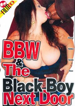 "Adult entertainment movie ""BBW And The Black Boy Next Door"" starring Devyn Devine, Blew Sundae & Amber Foxxx. Produced by Filmco."