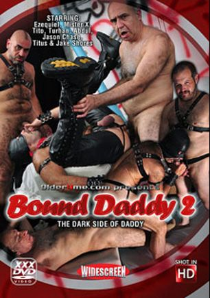 Bound Daddy 2, starring Turhan, Mister X, Ezequiel, Abdul, Titus, Tito, Jason Chase and Jake Shores, produced by Older4Me.