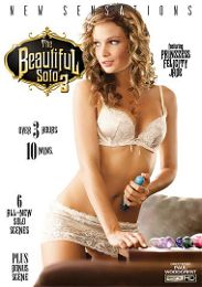 "Featured Studio - New Sensations presents the adult entertainment movie ""The Beautiful Solo 3""."