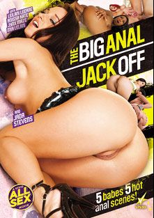 The Big Anal Jack Off, starring Anissa Kate, Leilani Leeanne, Jynx Maze, Jada Stevens, Mia Lelani, Jerry Kovacs, Ralph Long, Julius Ceazher, Lee Stone and Billy Glide, produced by Vivid Entertainment.