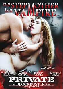 My Stepmother Is A Vampire, starring Vicktoria Redd, Sindy Blafl, Ryan Stecker, Naty Lee, Chantelle White, Nathaly Cherie, Alexis Crystal, Gabrielle Gucci, Sweet Cat, Vanessa Hell, Nick Gill, Violette, Ferrera Gomez, Kattie Gold, Alex Granger, Adam Black, Ennio Guardi, Paolo Harver, Leny Evil, Jenna Lovely, Thomas Hyka, Denis Reed, Neeo, Daria Glower, Franco Roccaforte and Jay Dee, produced by Private Media.