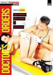 "Featured Studio - Explicit Empire presents the adult entertainment movie ""Doctor's Orders""."