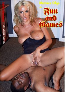 Fun And Games, starring Mistress Olga, produced by Lakeview Entertainment.