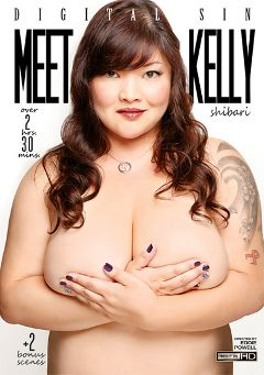 "Adult entertainment movie ""Meet Kelly"" starring Kelly Shibari, Scarlet LaVey & Alex Taylor. Produced by Digital Sin."