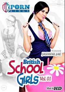 British School Girls, starring Billie Rai, Jasmine Jae, Miya Rai, Victoria Summers and Karlie Simon, produced by UK Porn Kings.