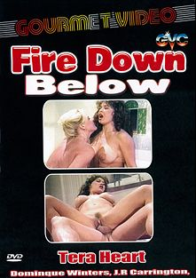 Fire Down Below, starring Tera Heart, J.R. Carrington, Coreena Taylor, Dominique Winters, Nick Pierce, Steven St. Croix, Dave Hardman and Tom Byron, produced by Gourmet Video Collection.