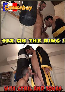 Sex On The Ring, starring Cyril BigDik and Tomas Green, produced by Crunchboy.fr.
