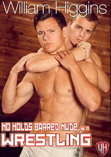 No Holds Barred Nude Wrestling 29, starring Daniel Korda, Jan Panik, Mikhail Nesersev, Slavek Kopr, Anton Kretek, Nikolay Arbesov, Kamil Jezek and David Koral, produced by William Higgins.