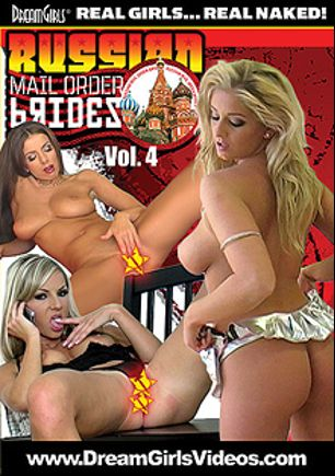 Russian Mail Order Brides 4, starring Wendy Star, Denisa *, Nikki, Dominica, Olga, Lucy, Jana, Jennifer, Veronika, Bridget, Monika and Monica, produced by Dream Girls.