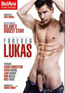 Forever Lukas, starring Lukas Ridgeston, Kevin Warhol, Jack Harrer, Kris Evans and Karel Ceman, produced by Bel Ami.
