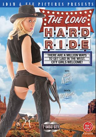 The Long Hard Ride, starring Anikka Albrite, Velvet Vixen, James Avalon, Mattie Borders, Cody Sky, Belle Noire, Maddy O'Reilly, Marie McCray, Marcus London, Tommy Gunn, Alec Knight and Jake Taylor, produced by Adam & Eve.
