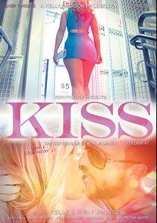 Kiss, starring Kelly Madison, Kelsi Monroe, Nikki Hearts, Valentina Nappi, Natasha Vega and Ryan Madison, produced by Kelly Madison Productions, 413 Productions and Porn Fidelity.
