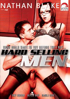 "Adult entertainment movie ""Hard Selling Men"" starring Alysa Gap, Emy Russo & Carla Cox. Produced by Gothic Media."