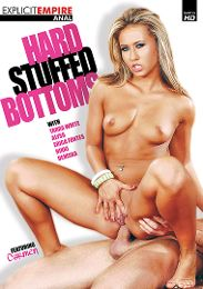 "Featured Category - Anal presents the adult entertainment movie ""Hard Stuffed Bottoms""."