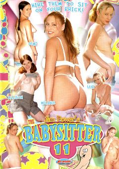 "Adult entertainment movie ""The Babysitter 11"" starring Allison Wyte, Melanie Jagger & Demi. Produced by Multimedia Pictures."