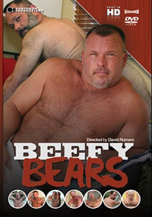 Beefy Bears, starring Bo Banger, Brock Hart, Steve Lucas, Sean Travis, Kidd Manleigh, Jason Proud, Mickey Collins, Dalton Hawg and Ray Dalton, produced by Pantheon Productions.