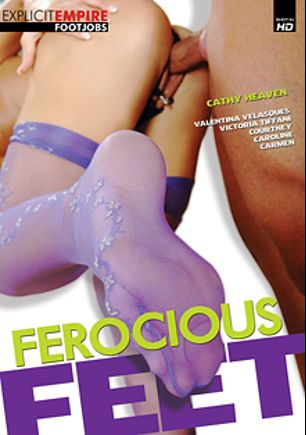 Ferocious Feet, starring Cathy Heaven, Armania Weiss, Angie Knight, Victoria Tiffani, Courtney Sweet and Valentina Velasquez, produced by Sunset Media, Gothic Media and Explicit Empire.