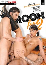 "Featured Studio - Explicit Empire presents the adult entertainment movie ""Room For 2""."