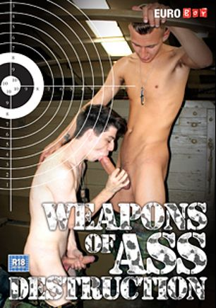 Weapons Of Ass Destruction, starring Colby Parker, Reece Bentley, Olly Tayler, Leo Rain, Jonny Castle, Dylan Thome, Edwin Skykes and Mickey Taylor, produced by Euroboy.