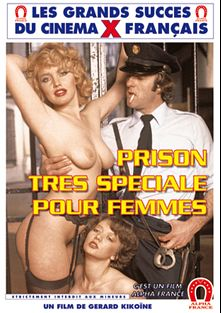 Special Prison For Women - French, starring Christina Schwartz, Olinka, Lise Pinson, Monique Carrere, Hubert Geral, Piotr Stanislas, Andre Kay, Jean-Pierre Armand, Gabriel Pontello and Mika, produced by ALPHA-FRANCE.