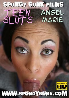 "Adult entertainment movie ""Teen Sluts: Angel Marie"" starring Angel Marie & Gerald Saunders. Produced by Spungy Gunk Films."