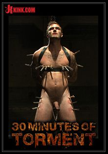 30 Minutes Of Torment: House Dom Christian Wilde Takes The Ultimate Challenge, starring Christian Wilde, produced by KinkMen.