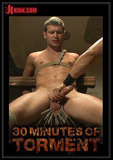 30 Minutes Of Torment: Hayden Richards Vs The Chair And The Chair Won, starring Hayden Richards, produced by KinkMen.