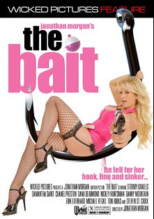The Bait, starring Samantha Saint, Nickey Huntsman, Chanel Preston, Michael Vegas, Dana DeArmond, Stormy Daniels, Danny Mountain, Toni Ribas, Steven St. Croix and Erik Everhard, produced by Wicked Pictures.
