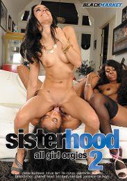 "Featured Category - Orgies presents the adult entertainment movie ""Sisterhood: All Girl Orgies 2""."