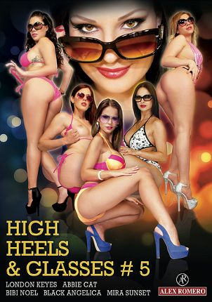 Straight Adult Movie High Heels And Glasses 5