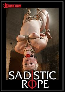 Sadistic Rope: 2 Whores Means Twice The Suffering, starring Ella Nova and Dylan Ryan, produced by Kink.