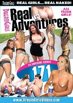 "Adult entertainment movie ""Real Adventures 171"" starring Mallory. Produced by Dream Girls."