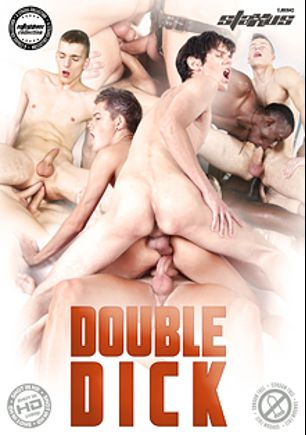 Double Dick, starring Alejandro Marbena, Devon Lebron, Benjamin Dunn, Aaron Aurora, Dick Casey, Mickey Taylor, Jace Reed, Boris Orla, Oscar Roberts, Eric Winterfield, Connor Levi, Timmy Taylor, Rhys Casey, Skylar Blu, Tim Law, Chase Evans, Denis Reed, Johnny Cruz and Mike James, produced by Staxus.