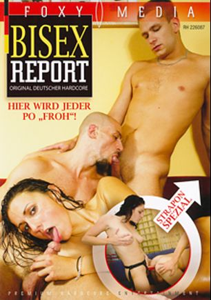 Bisex Report, produced by Foxy Media.