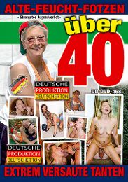 "Just Added presents the adult entertainment movie ""Uber 40 458""."