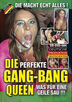 Die Gang Bang Queen, produced by BB Video.