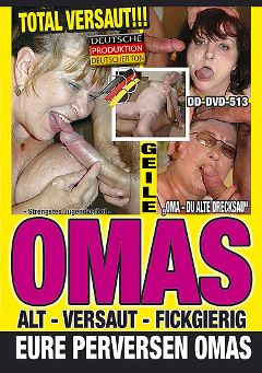 "Adult entertainment movie ""Omas 513"". Produced by BB Video."