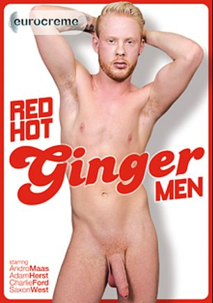Red Hot Ginger Men, starring Andro Maas, Charlie Ford, Saxon West, Mark Snow, Leo Domenico, Drake Law, Adam Herst and Antton Harri, produced by Eurocreme and Eurocreme Group.