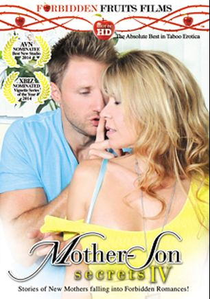 Mother-Son Secrets IV, starring Desi Dalton, T Stone, Jade Jamison, Jodi West, Tony Rubino, Tara Holiday, Levi Cash and Ralph Long, produced by Forbidden Fruits Films.