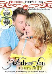 "Featured Studio - Forbidden Fruits Films presents the adult entertainment movie ""Mother-Son Secrets IV""."