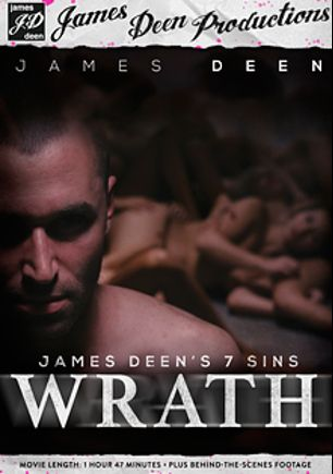 James Deen's 7 Sins: Wrath, starring Carmen Caliente, Janice Griffith, Vyxen Steel, Delilah Davis, Sadie Santana, Carmen Callaway, Trinity St. Clair, Dani Daniels, Shay Ryan, Jessica Ryan and James Deen, produced by Girlfriends Films and James Deen Productions.