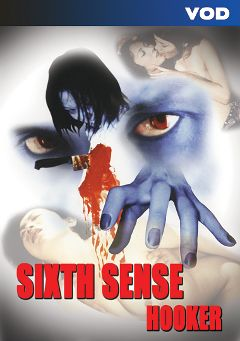 "Adult entertainment movie ""Sixth Sense Hooker"". Produced by Pink Eiga."