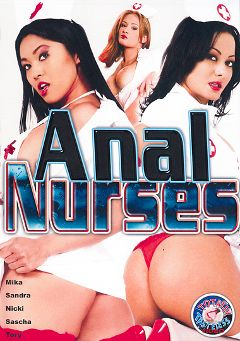"Adult entertainment movie ""Anal Nurses"" starring Tory Lane, Sandra Romain & Mika Tan. Produced by Totally Tasteless Video."