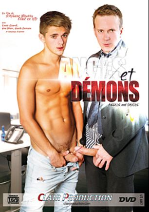 Anges Et Demons, starring Vine Blair, Ennio Guardi and Heath Denson, produced by Clair Productions and Vimpex Gay Media.