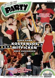 """Just Added presents the adult entertainment movie """"Fick Party: Fuck And Dance 5""""."""